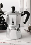 Coffee Moka Pot Brewing