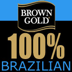 Brown Gold Coffee, Brazilian