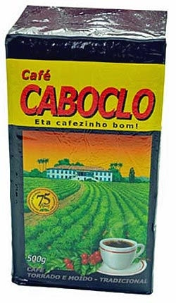 Brazilian Caboclo Coffee Review