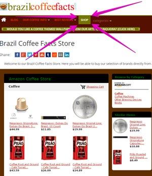 Where to Buy Brazilian Coffee