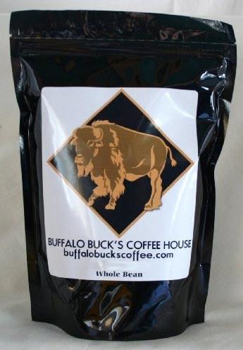 Buffalo Buck's Coffee, Brazil Santos