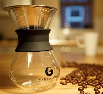 Coffee Gator Hand Drip Coffee Maker