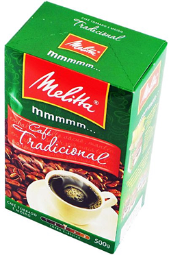 Melitta Brazilian Coffee review