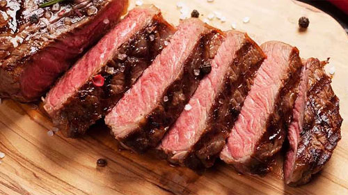 Brazilian Coffee New York Steak recipe