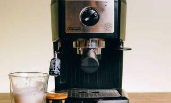 De'Longhi EC155 Espresso Maker review