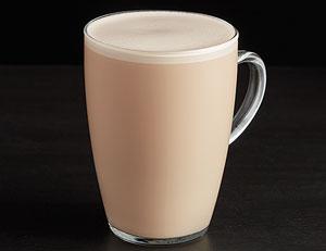 tropical brazilian latte