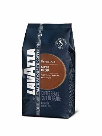 Lavazza Super Crema Whole Bean Coffee