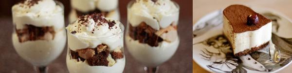 Brazilian Coffee Tiramisu Dessert Recipe