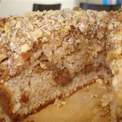 Brazilian Sour Cream Coffee Cake recipe