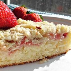 strawberry-coffee-cake