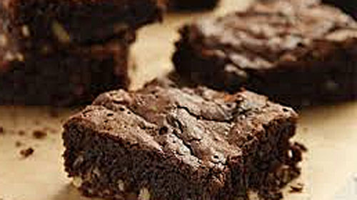 Brazilian Coffee Brownie
