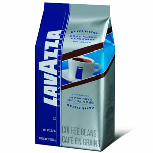 Lavazza Gran Filtro Dark Roast