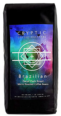 Decaffeinated Coffee – Brazilian Beans