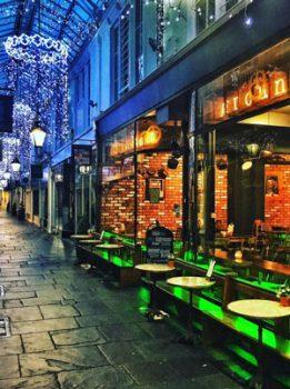 Uncommon Ground coffee, Cardiff