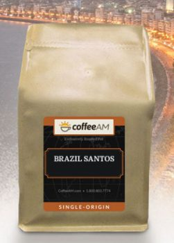CoffeeAM review - Brazil-Santos