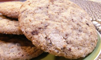 Brazilian Coffee Cookies recipe 2