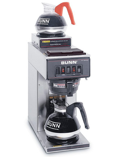 BUNN VP17-2SS Coffee Brewer