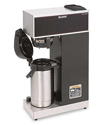 BUNN VPR APS Pourover Airpot Coffee Brewer