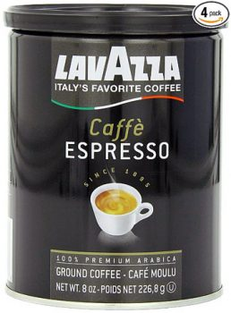 The Lavazza Caffe Espresso Beans