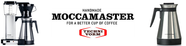 The Moccamaster 10 Cup Coffee Maker