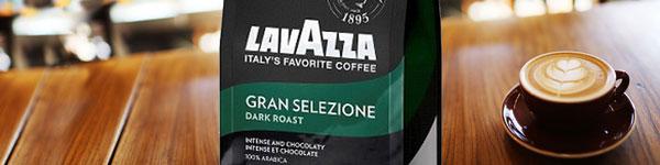 The Lavazza Gran Selezione Drip Coffee