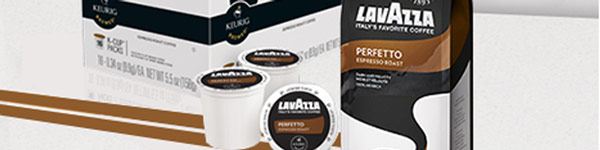 Lavazza Perfetto Coffee - Drip and K-Cups