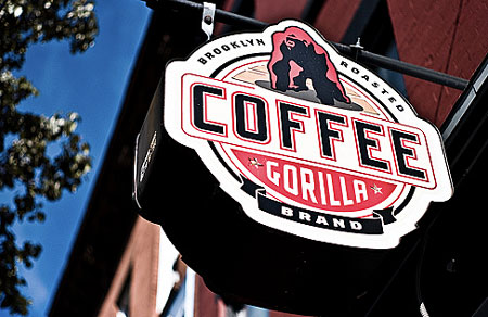 New York Coffee Roasters - Gorilla Coffee