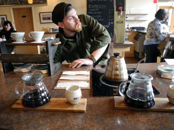 New York Coffee Roasters - Joe Bean
