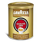 Lavazza Qualita Oro Coffee. medium roast grounds Book Cover