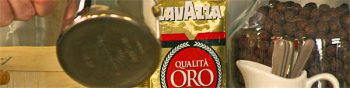 Lavazza Qualita Oro Coffee. medium roast grounds
