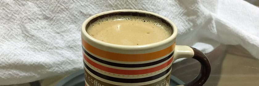 Wheypuccino: Whey Protein in Hot Coffee recipe